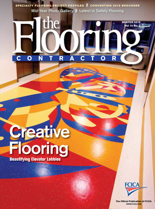 The Flooring Contractor - Winter 2015